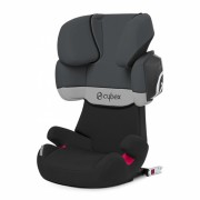 Cybex auto sedište (15-36k) 2/3 Solution x2 fix Grey Rabbit-tamno siva