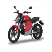 Super Soco Super Soco TS1200R Electric Motorcycle Red