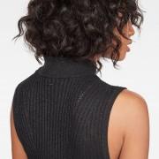 G-Star RAW Lynn Mock-Turtle Sleeveless Knit
