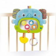 Tableta interactiva bebe Smily Play Day and Night cu sunete si lumini Smily Play