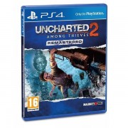 Uncharted 2 Among Thieves Remastered PS4 Game