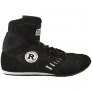 Ringside Power chaussures de boxe - noir