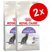 Lot de croquettes pour chat Royal Canin - Indoor Long Hair (2 x 10 kg)