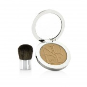 Christian Dior Diorskin Nude Air Healthy Glow Invisible Powder (With Kabuki Brush) - # 030 Medium Beige 10g