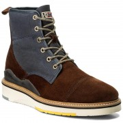 Ботуши NAPAPIJRI - C4 15843169 Brown/Blue Marine N405