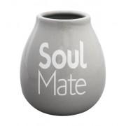 Cebador Tykwa ceramiczna Soul Mate szara 350 ml