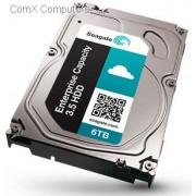 """Seagate Enterprise Capacity 3.5"""" 6TB SATA3 (6GB/s) RAID Edition HDD"""