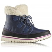 SOREL COZY CARNIVAL-Black/Sea Salt Dark Mountain/Black