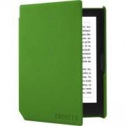 Kалъф за елeктронна книга BOOKEEN Cybook Muse, 6 инча, Зелен, BOOKEEN-COVERCFT-GN