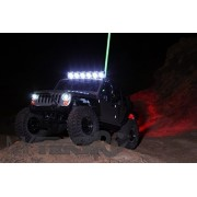 Genuine My Trick Rc Orcpk01 Off Road Rock Crawler Light Kit, Includes 2 Headlights, 2 Front Orange Lights, 6 Driving Lights, And 2 Tail/Brake Lights. This Kit Features A High End Expandable Multi Function Lighting Controller That Is Easy To Install And Po