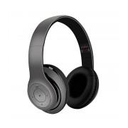 Casti bluetooth stereo Gembird Milano BHP-MXP-GR cu microfon, gri-negru