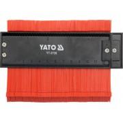 Yato Profil sablon 125mm (YT-3735)
