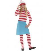 Disfraz Novia de Wally para niñas