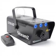 Beamz S700LED Máquina de humo 700W 3x1W LED efecto hielo incluye mando a distancia, percha (Sky-160.450)