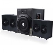 OBAGE HT-101 4.1 Home Theater Speaker System with Bluetooth Dual AUX USB MMC FM Playback