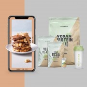 The Vegan Bundle + Free Training & Nutrition Guide - Raspberry Lemonade - Lemon Tea - Turmeric Latte
