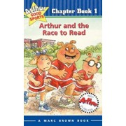 Arthur and the Race to Read: Arthur Good Sports Chapter Book 1, Paperback/Marc Brown