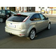 ATTELAGE FORD FOCUS 01/2008--03/2011 - RDSO demontable sans outil - attache ...