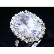 Swarovski kristályos gyűrű 167-7
