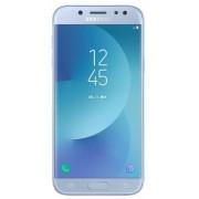 "Telefon Mobil Samsung Galaxy J5 Pro (2017), Procesor Octa-Core 1.6GHz, Super AMOLED Capacitive touchscreen 5.2"", 2GB RAM, 32GB Flash, 13MP, Wi-Fi, 4G, Dual Sim, Android (Albastru) + Cartela SIM Orange PrePay, 6 euro credit, 6 GB internet 4G, 2,000 minute"