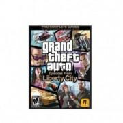 Joc Grand Theft Auto Episodes from Liberty City pentru PC Steam CD-KEY Global