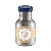 Blafre Drinkfles RVS dark blue 300ml