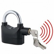Anti Theft Motion Sensor Alarm Lock for Home Office and Bikes