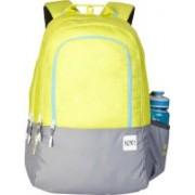 Wildcraft Wiki 2 Spray 31 L Backpack(Green, Grey)