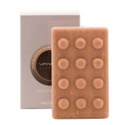 VitaMan Exfoliating Soap With Patchouli, Cinnamon & Sandalwood 7 oz / 200 G Skin Care RB104