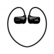 Sony Walkman NWZ-W273BM - водоустойчив MP3 плеър (за плуване) (черен)