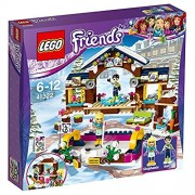 Lego Snow Resort Ice Rink