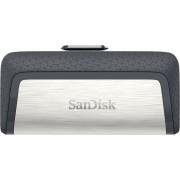 USB Memory 64GB SANDISK ULTRA DUAL DRIVE USB Type-C (SDDDC2-064G-G46)