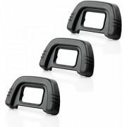 Stookin DK-21 Camera Eyecup Eyepiece Viewfinder Protector Camera Eyecup (pack of 3)
