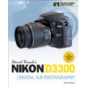 David Busch S Nikon D3300 Guide to Digital Slr Photography, Paperback
