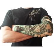 Vychytávka - Tetovací rukávy - Blessed