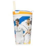 Real Madrid Mok Player - Wit/Blauw
