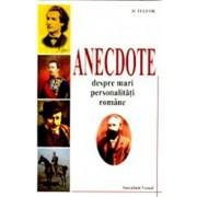Anecdote despre mari personalitati romane/D.Teleor