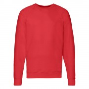 Bluza clasica de iarna Fruit of the Loom FOL CLASSIC RAGLAN SWEAT, bumbac 80 20, 280gr mp