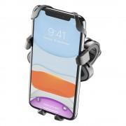 Interphone - Universele Smart Crab Telefoonhouder Fiets en Motor Stuur met Automatische Sluiting (max. 90mm)