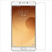 Samsung Galaxy C7 Pro Tempered Glass Screen Protector High Quality with 0.3mm Thickness