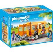 Playmobil City Life - Masina scolara