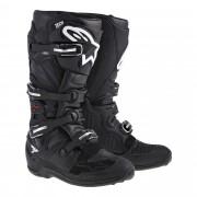 Alpinestars Stivali Moto Cross Tech 7 Black