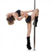 Luxor Pole Dance Varão Dança 45mm 2,74m Aço Inoxidável