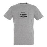 YourSurprise T-shirt - Homme - Gris chiné - XXL