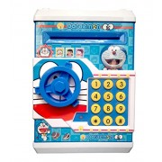 ColourCraft Creative Anime Mini Piggy Bank Safe Box Money Coin Atm Bank Toy Atm Machine Kids Gift Money Box Digital Saving Boxes