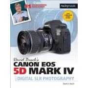 David Busch's Canon EOS 5d Mark IV Guide to Digital Slr Photography, Paperback