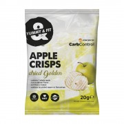 Apple Crisps Almaszirom 20g - Golden