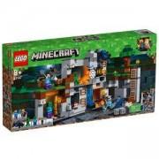 Конструктор Лего Майнкрафт - Каменни приключения, LEGO Minecraft, 21147