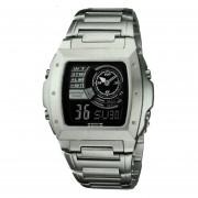Reloj Casio EFA-123D 1A - Plateado Y Negro