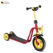 ÚJ MODELL - Gyermek piros robogó SCOOTER R1 PUKY 5163